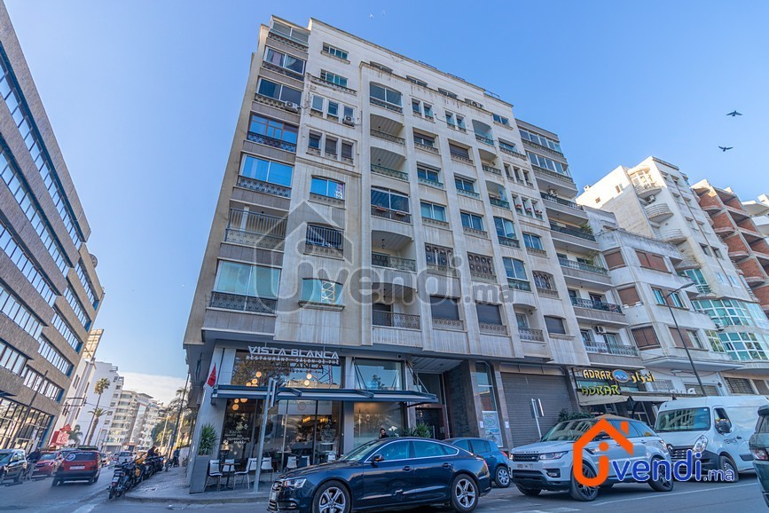 Vente <strong>Appartement</strong> Casablanca Palmier <strong>122 m2</strong> - 3 chambre(s)