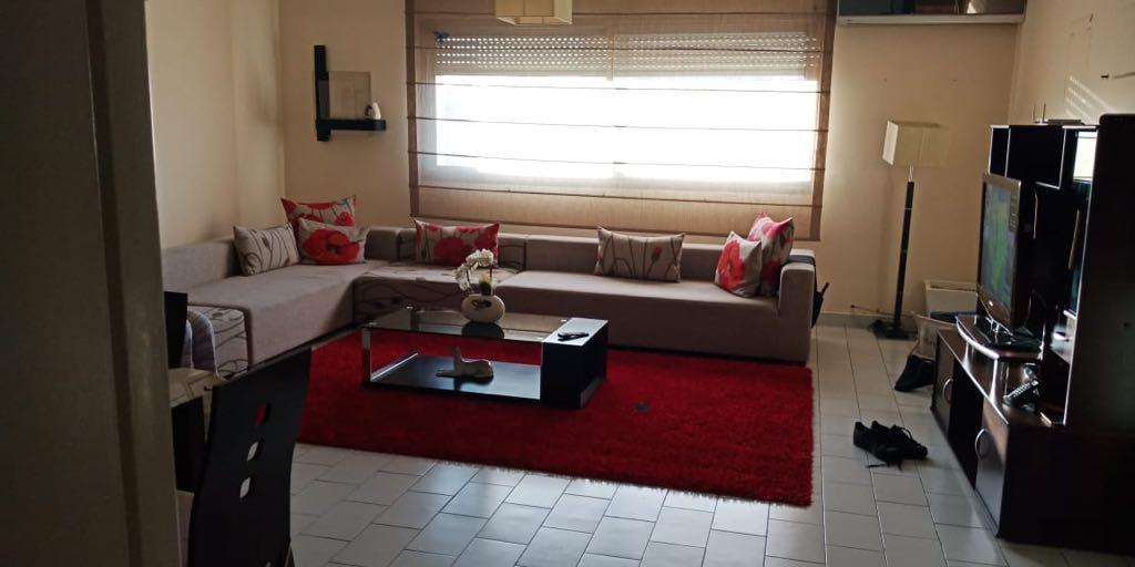 Appartement à louer Casablanca Boulevard Brahim Roudani