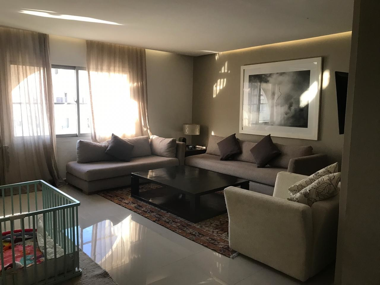 Appartement à louer Casablanca Gauthier