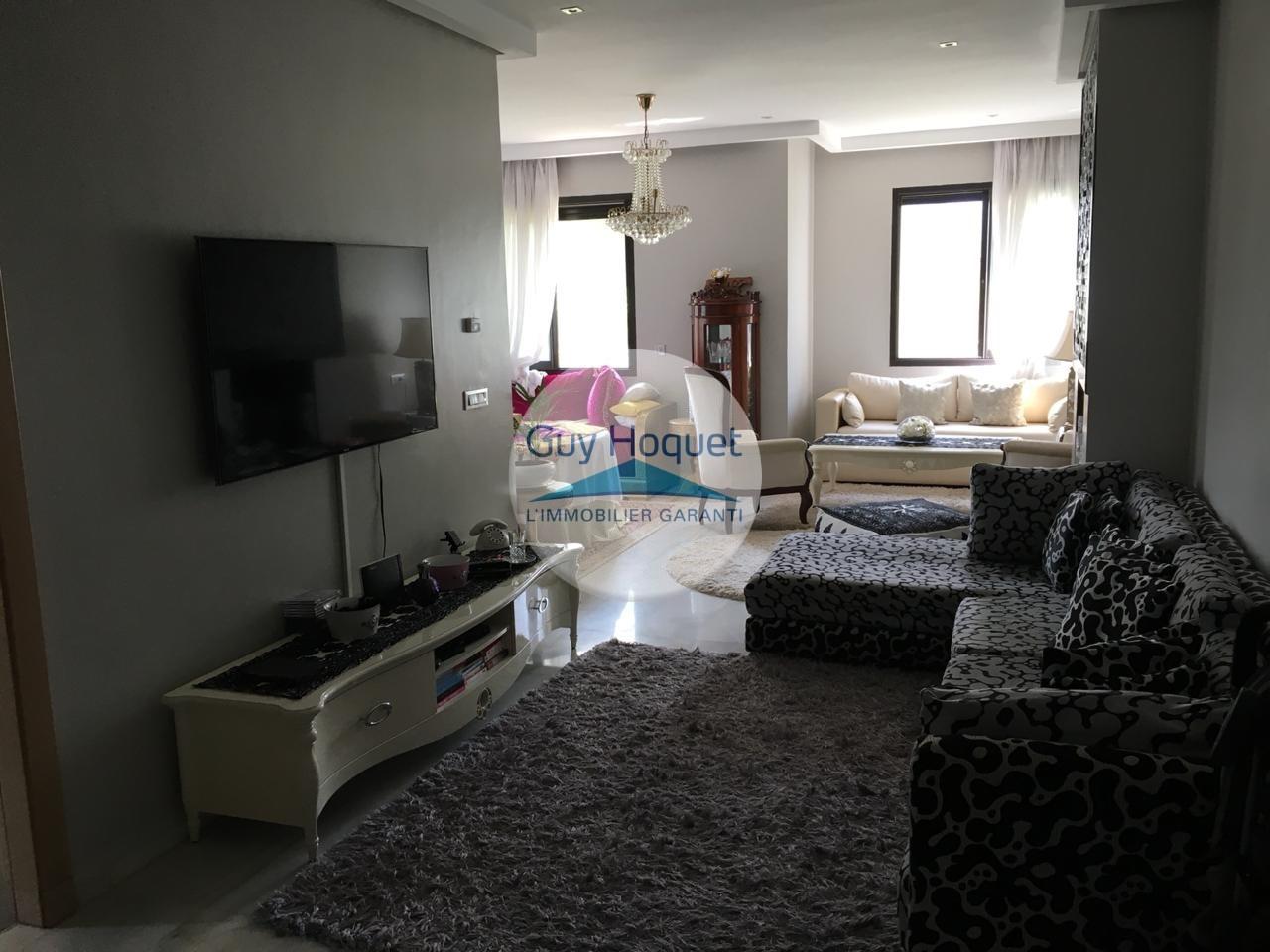 Appartement à louer Bouskoura