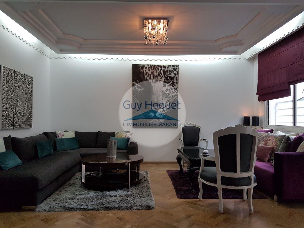 Vente <strong>Appartement</strong> Casablanca Racine <strong>173 m2</strong> - 3 chambre(s)