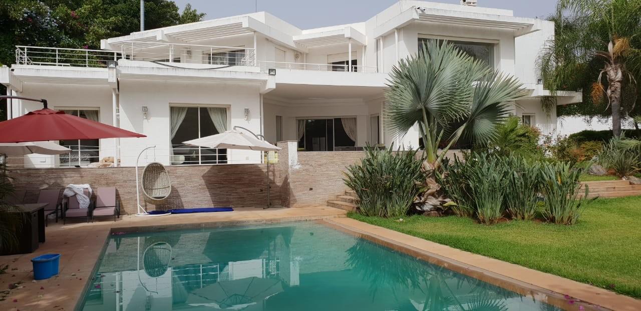 Vente <strong>Villa</strong> Rabat Souissi <strong>1900 m2</strong>