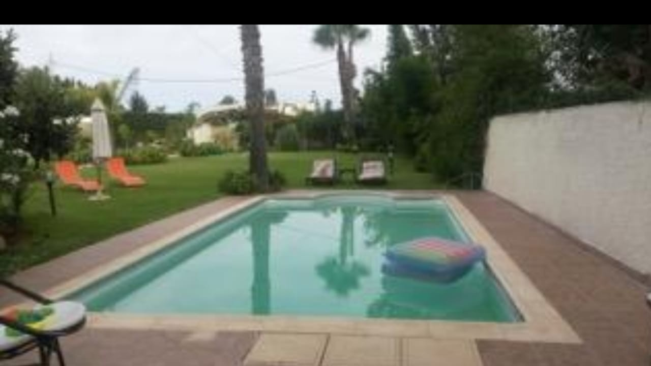 Vente <strong>Villa</strong> Rabat Souissi <strong>2400 m2</strong>