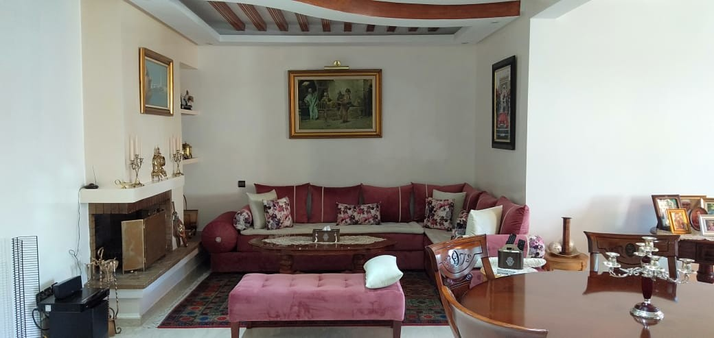 Vente <strong>Appartement</strong> Rabat Hay Riad <strong>210 m2</strong>