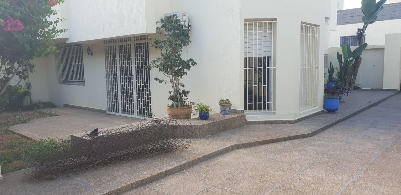Location <strong>Villa</strong> Rabat Agdal <strong>450 m2</strong>