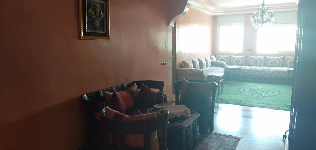 Vente <strong>Appartement</strong> Rabat Hay Riad <strong>154 m2</strong>