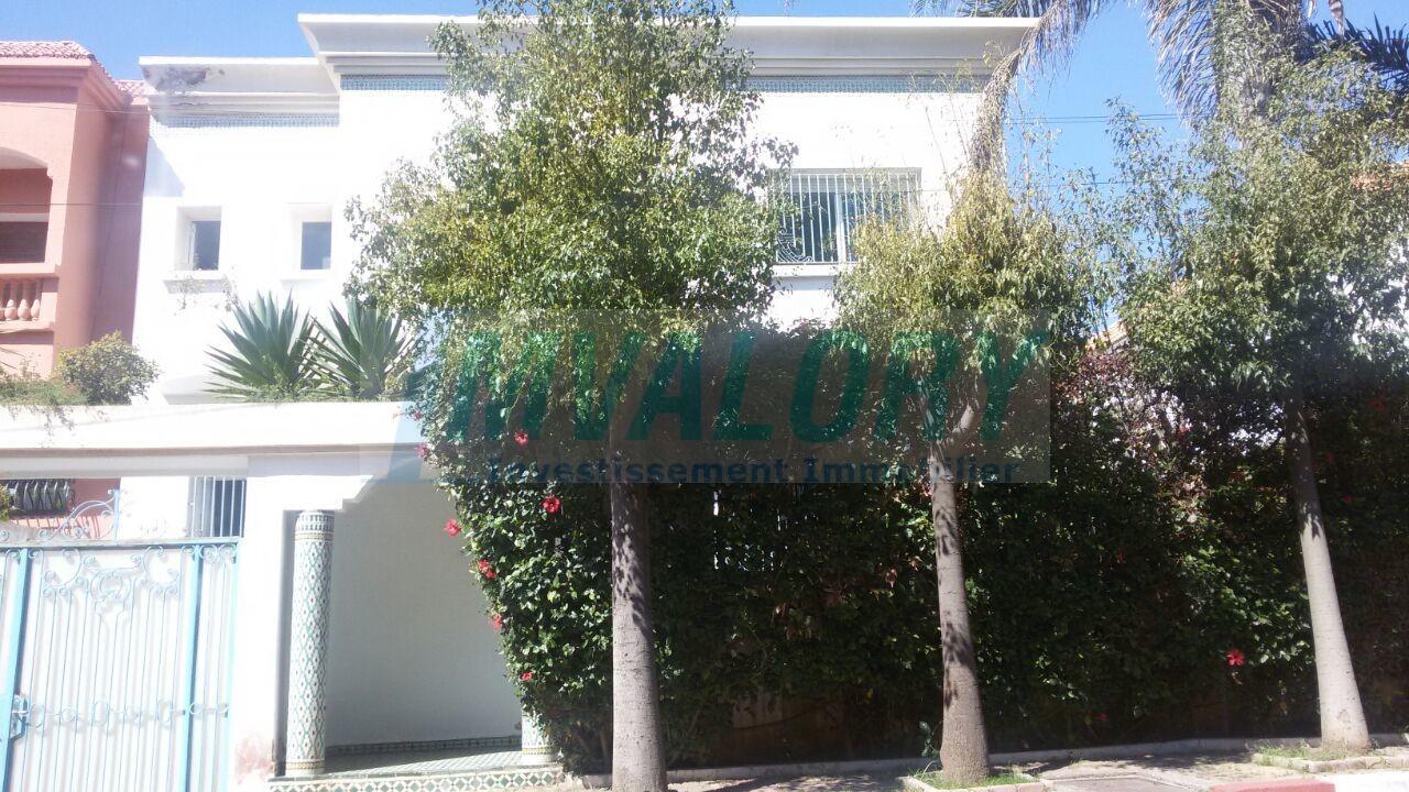 A vendre coquette Villa  de 255 m² AIN DIAB