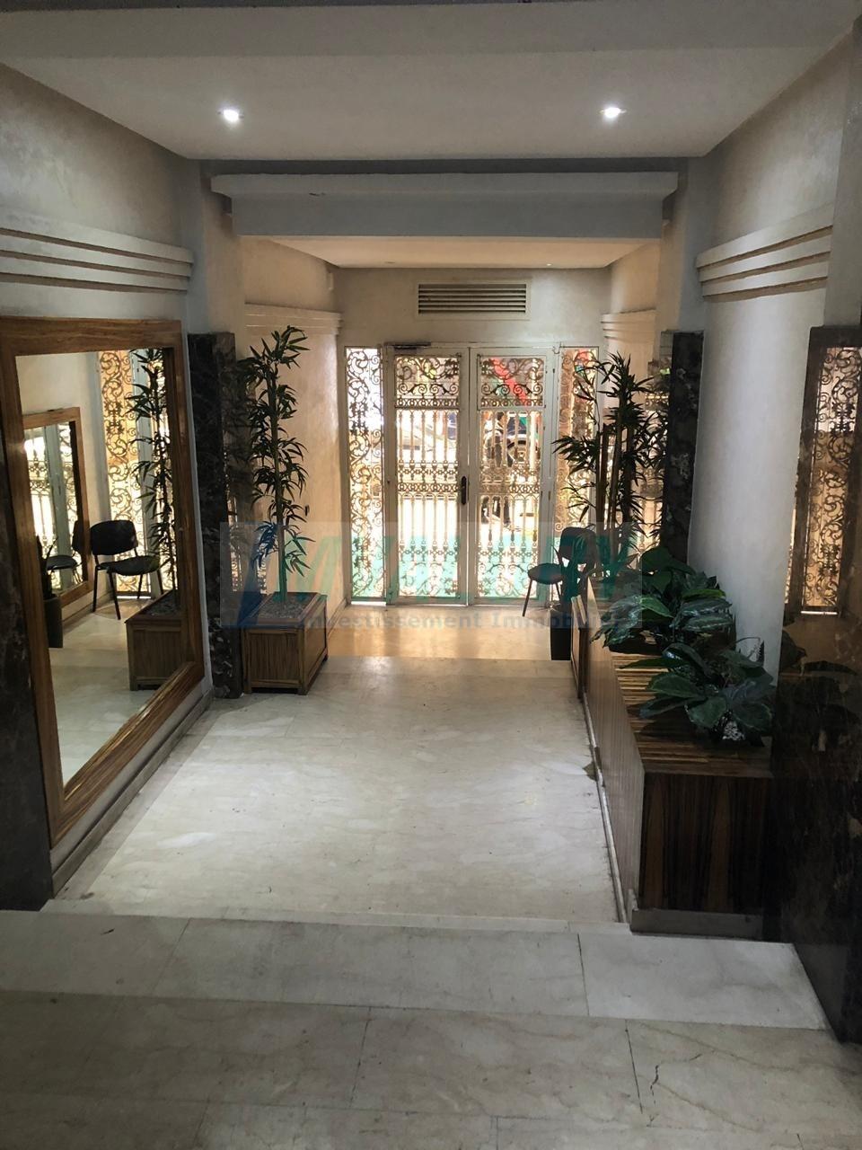 A louer Bureau 115m² Maarif