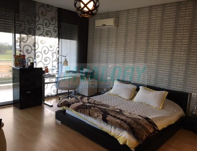 Magnifique villa jumelée a vendre dans une résidence fermée à Dar Bouazza.