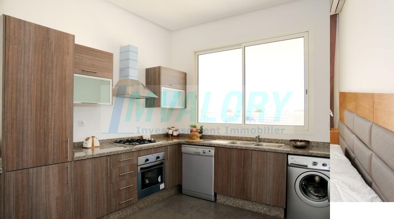 A vendre villa jumelée dans residence 380m² dar bouazza