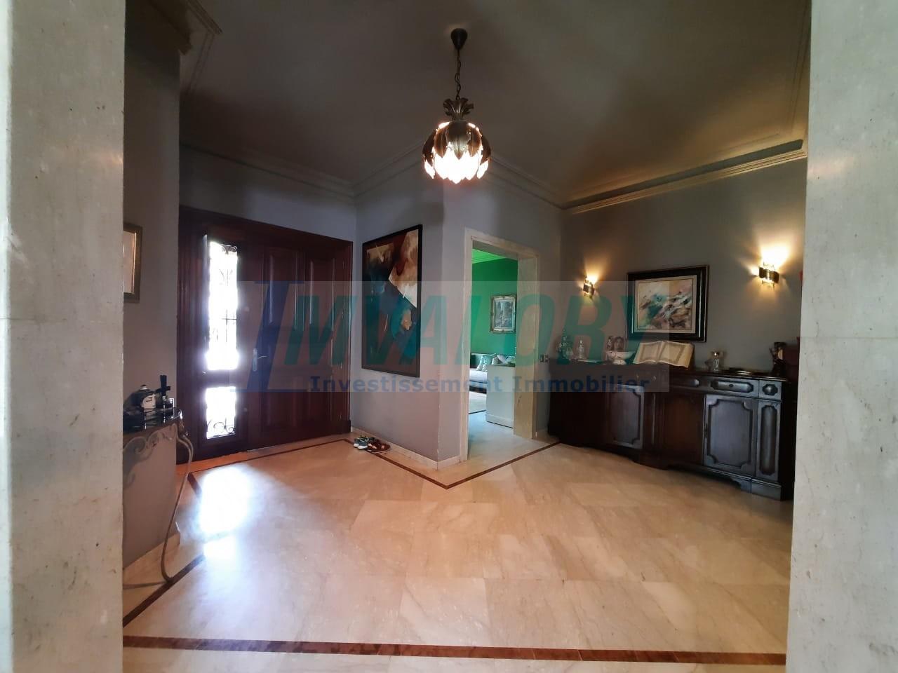 A Vendre Villa 400m² Résidence Fermée Californie