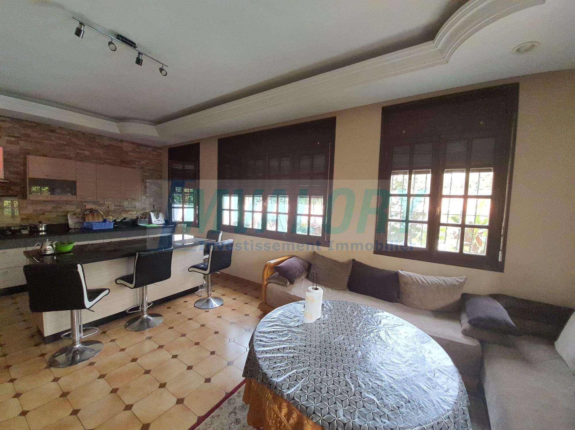 A Vendre Villa Jumelée 378m² Ain Daib rte Azemour