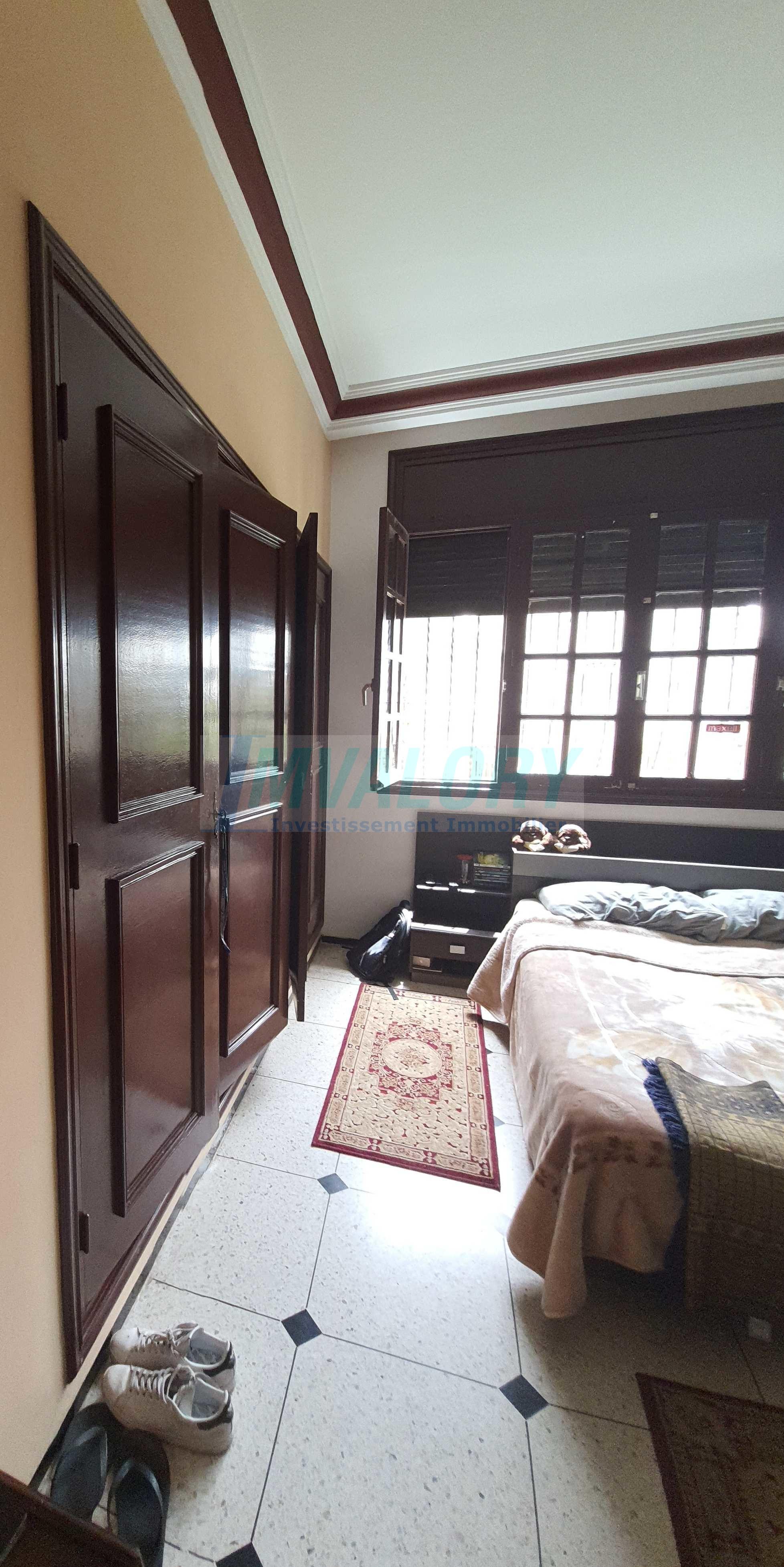 Villa jumelée 370m2 rte Azemour
