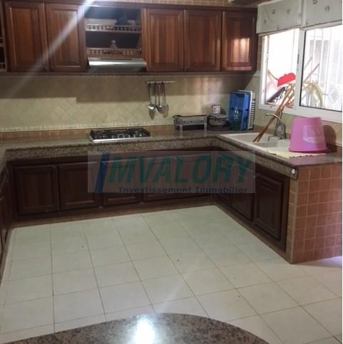 A vendre villa jumelée 434m² Bd de Fez
