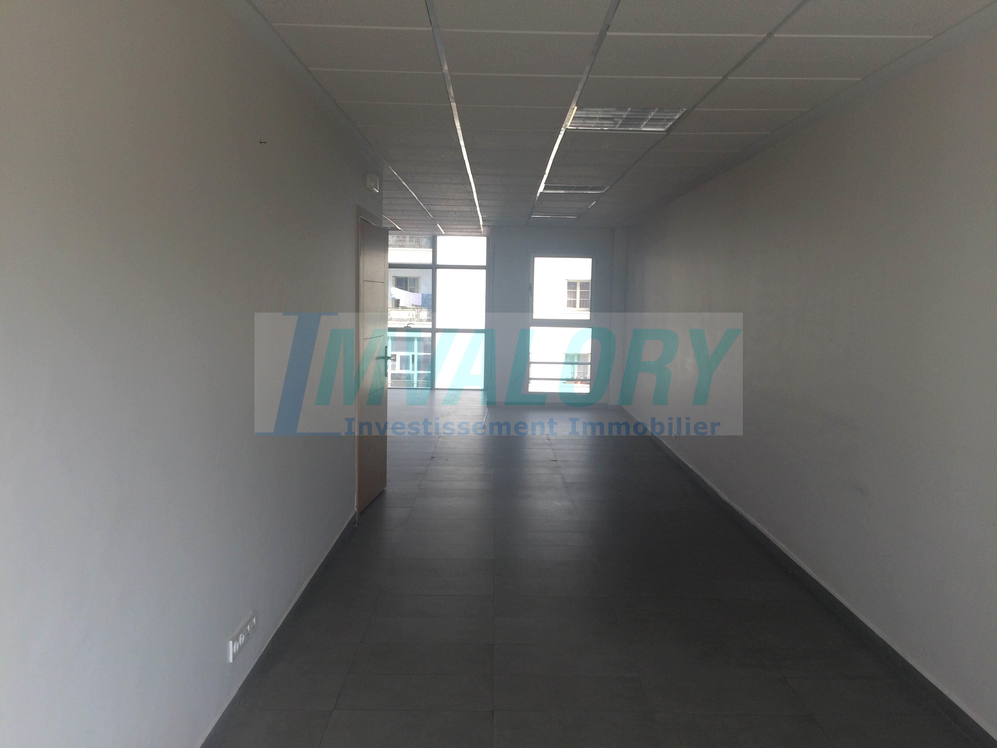 A louer Bureau 60m²