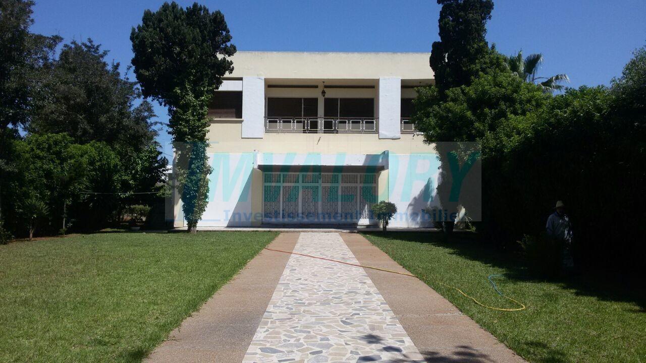 A vendre Villa de 1520 m² PARANFA