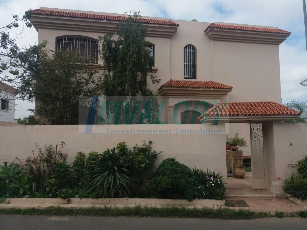 A vendre villa 606m2 Californie