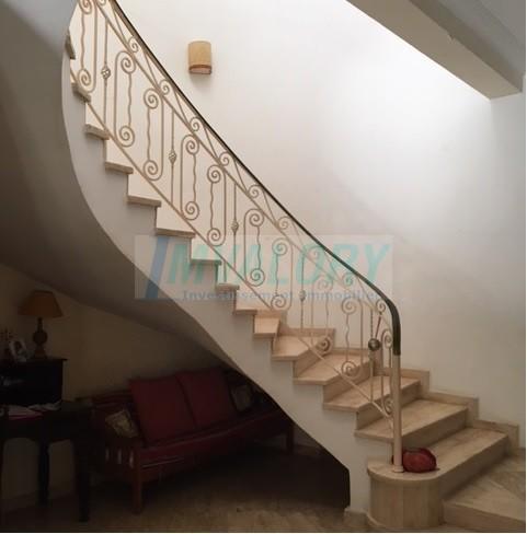 A louer villa 450M² AIN DIAB