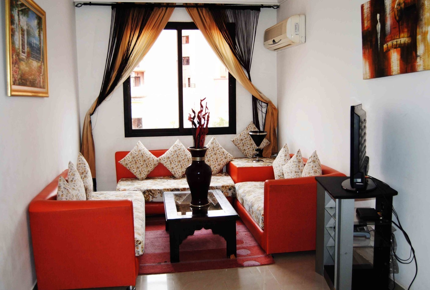 Location <strong>Appartement</strong> Marrakech Allal El Fassi <strong>95 m2</strong>