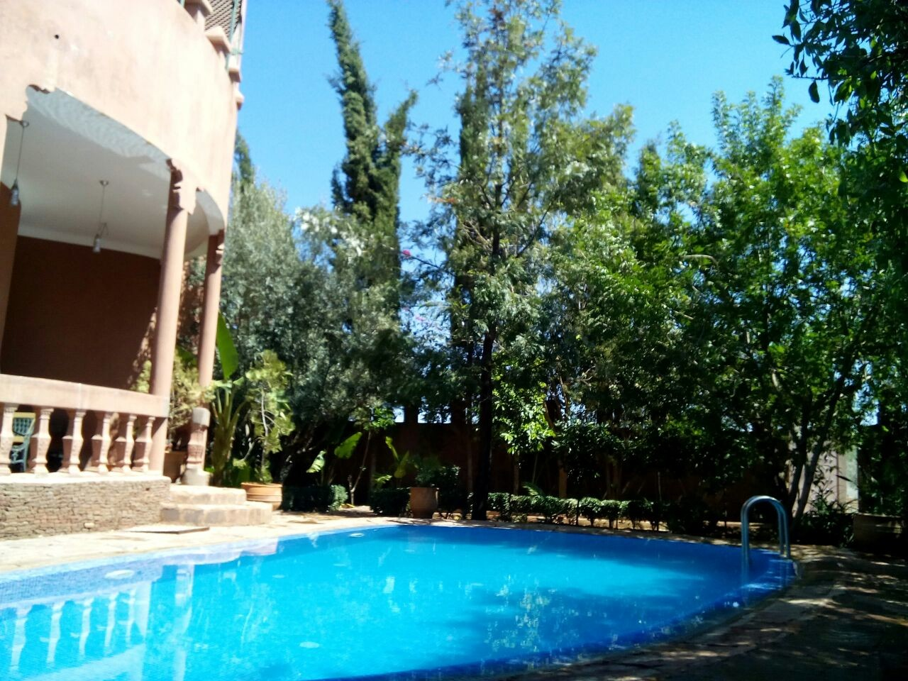 Location <strong>Villa</strong> Marrakech Route d'Ourika <strong>600 m2</strong>