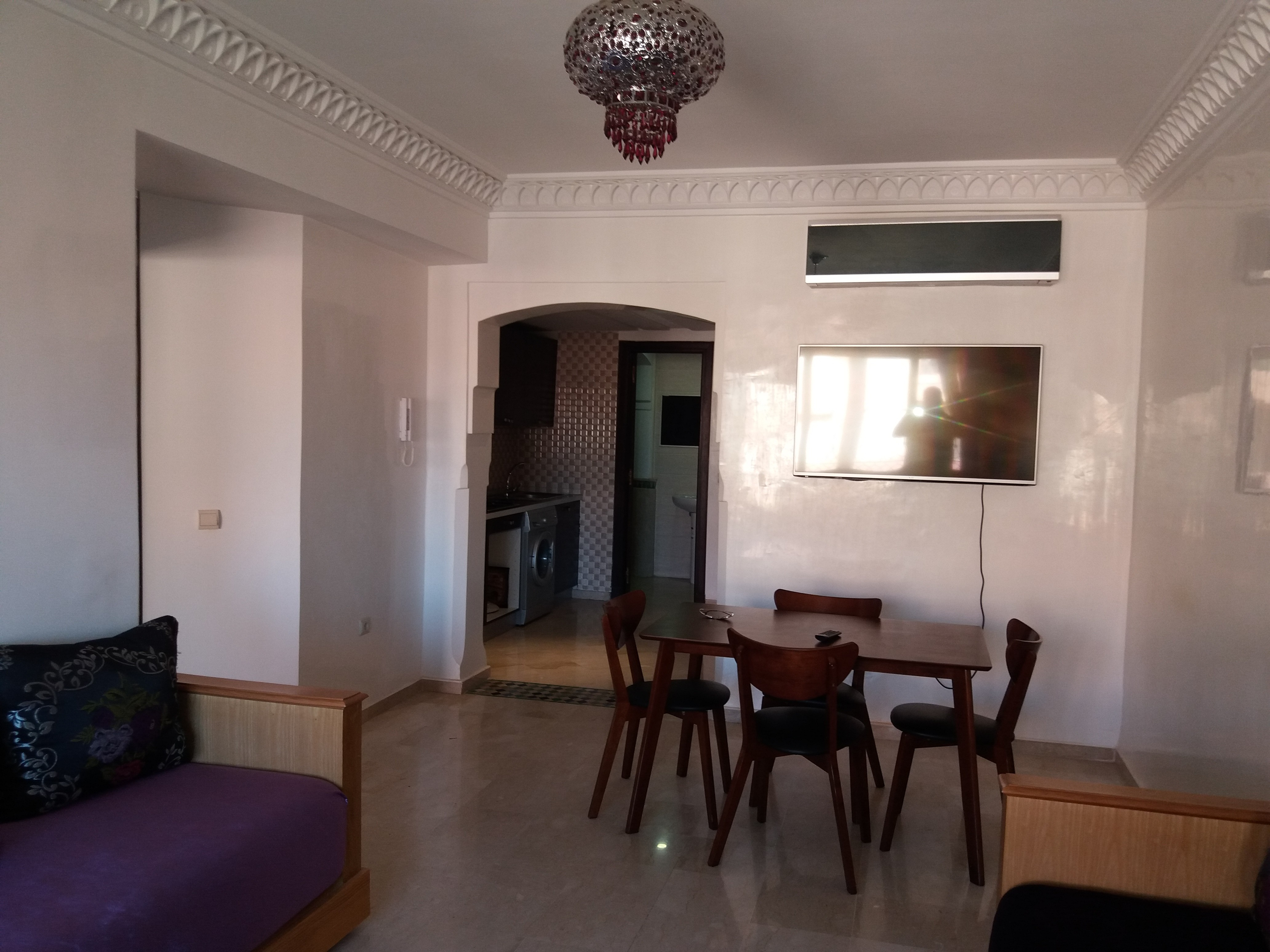 Location <strong>Appartement</strong> Marrakech Hivernage <strong>75 m2</strong>
