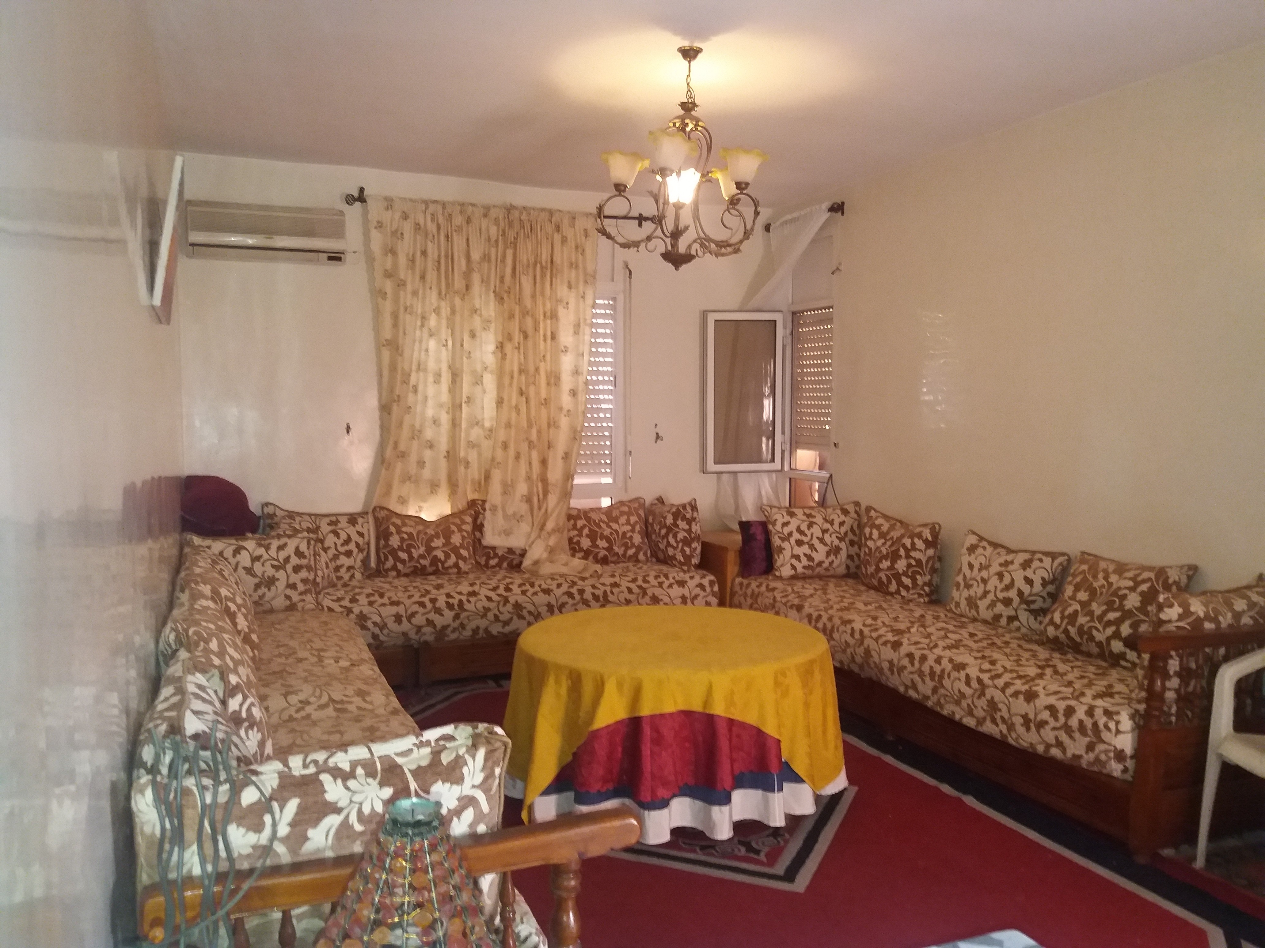 Location <strong>Appartement</strong> Marrakech Allal El Fassi <strong>78 m2</strong>