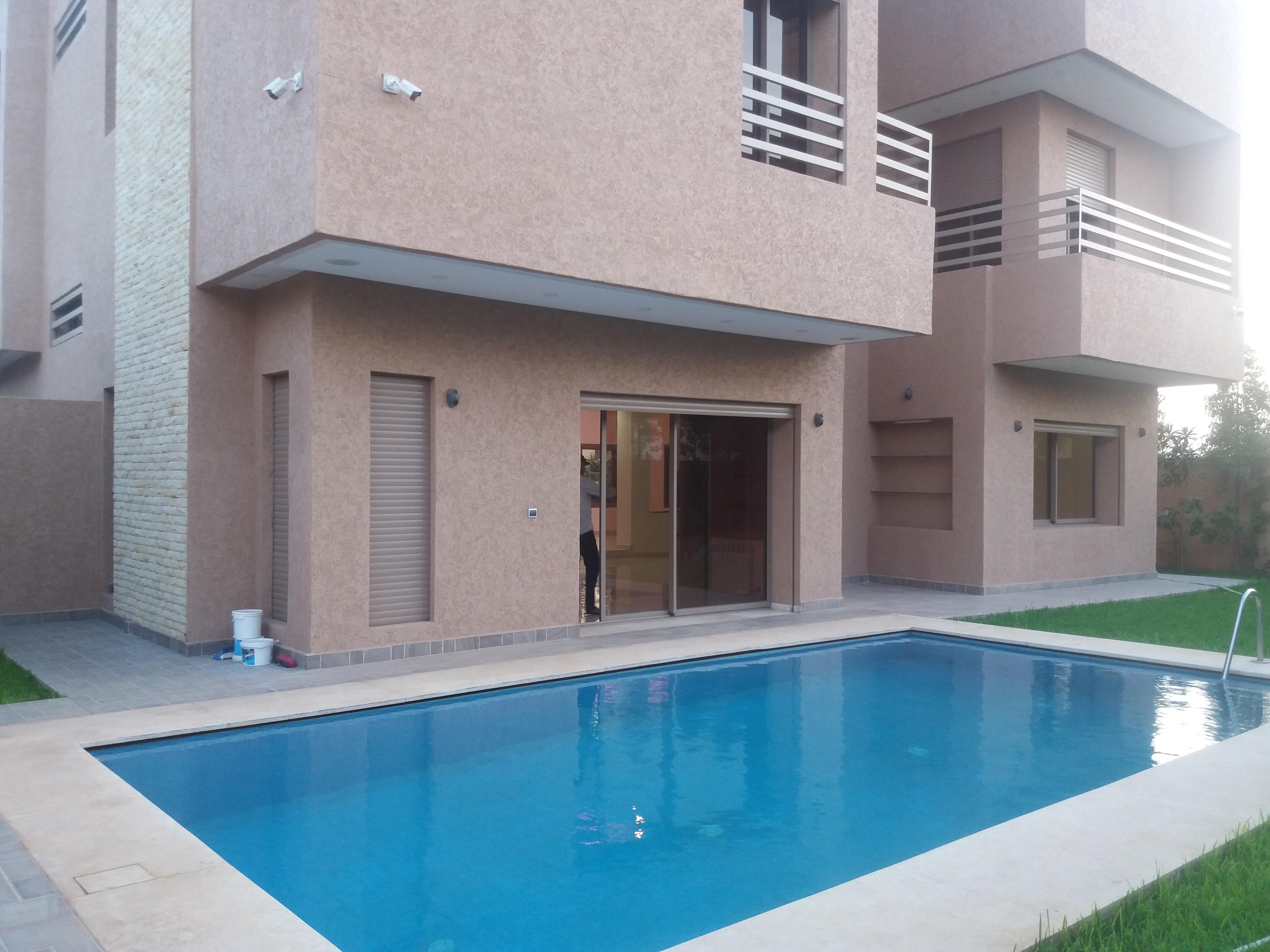 Vente <strong>Villa</strong> Marrakech Targa <strong>619 m2</strong>