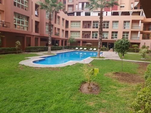 Location <strong>Appartement</strong> Marrakech Av Abdelkrim El Khattabi <strong>95 m2</strong>