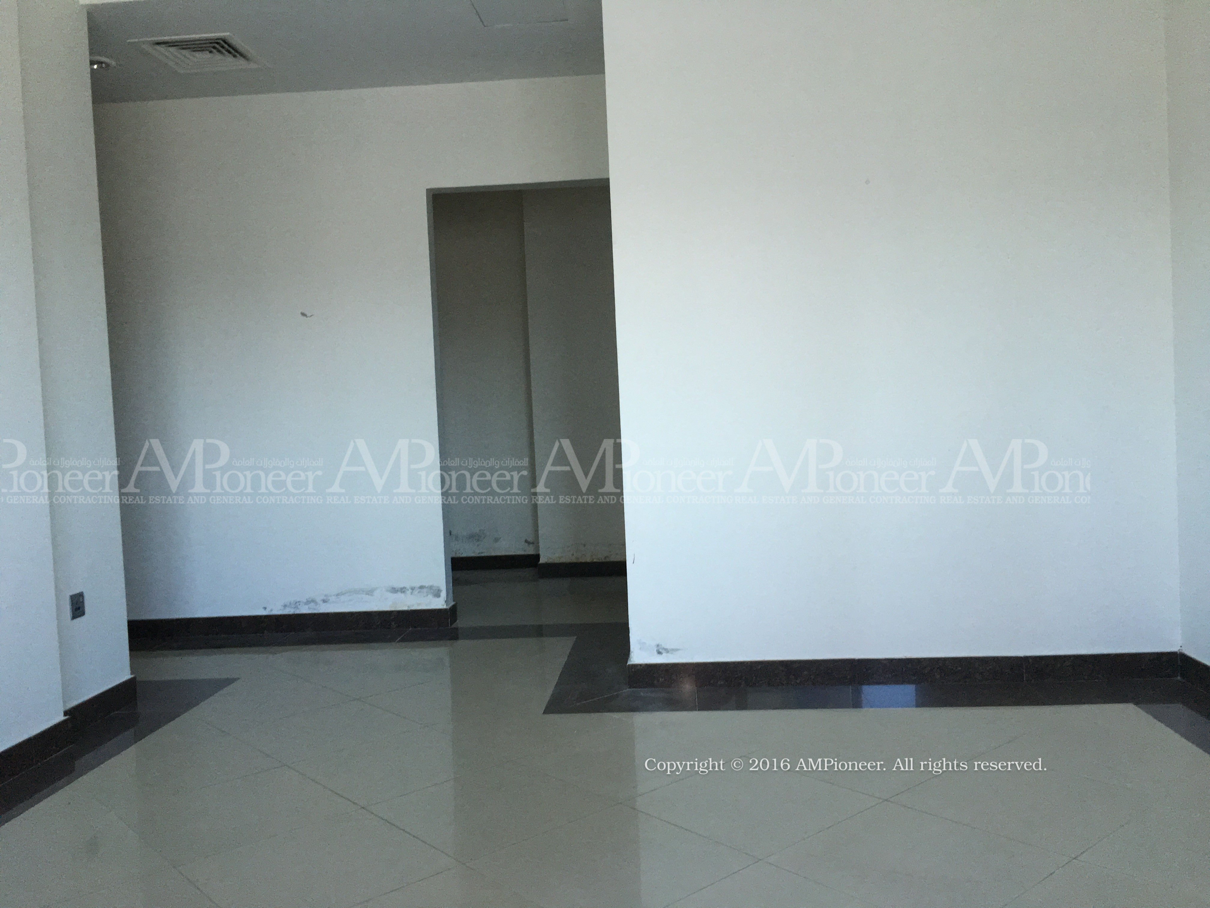 2 Master Rooms with Maid's Room for Rent