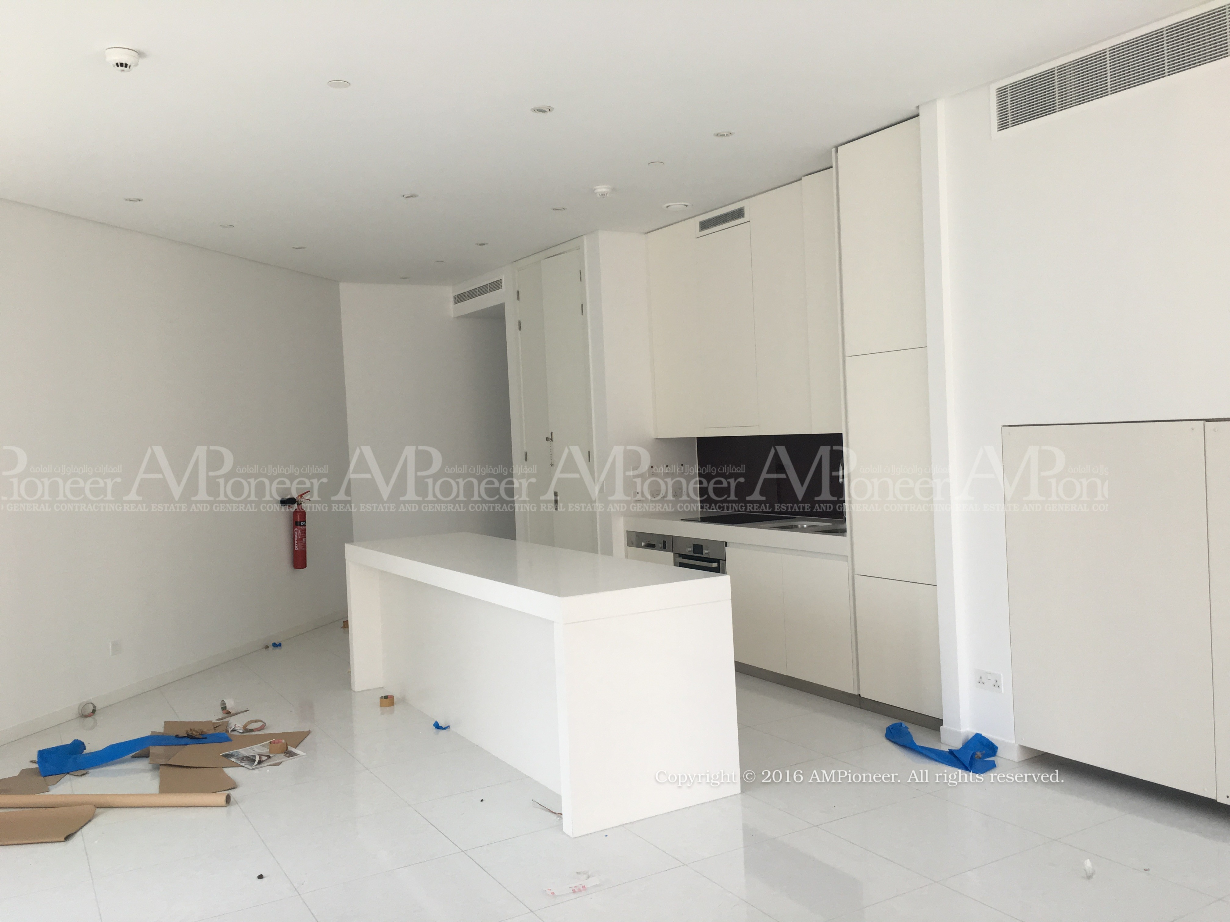 2Master Br Flat for rent in WTC building