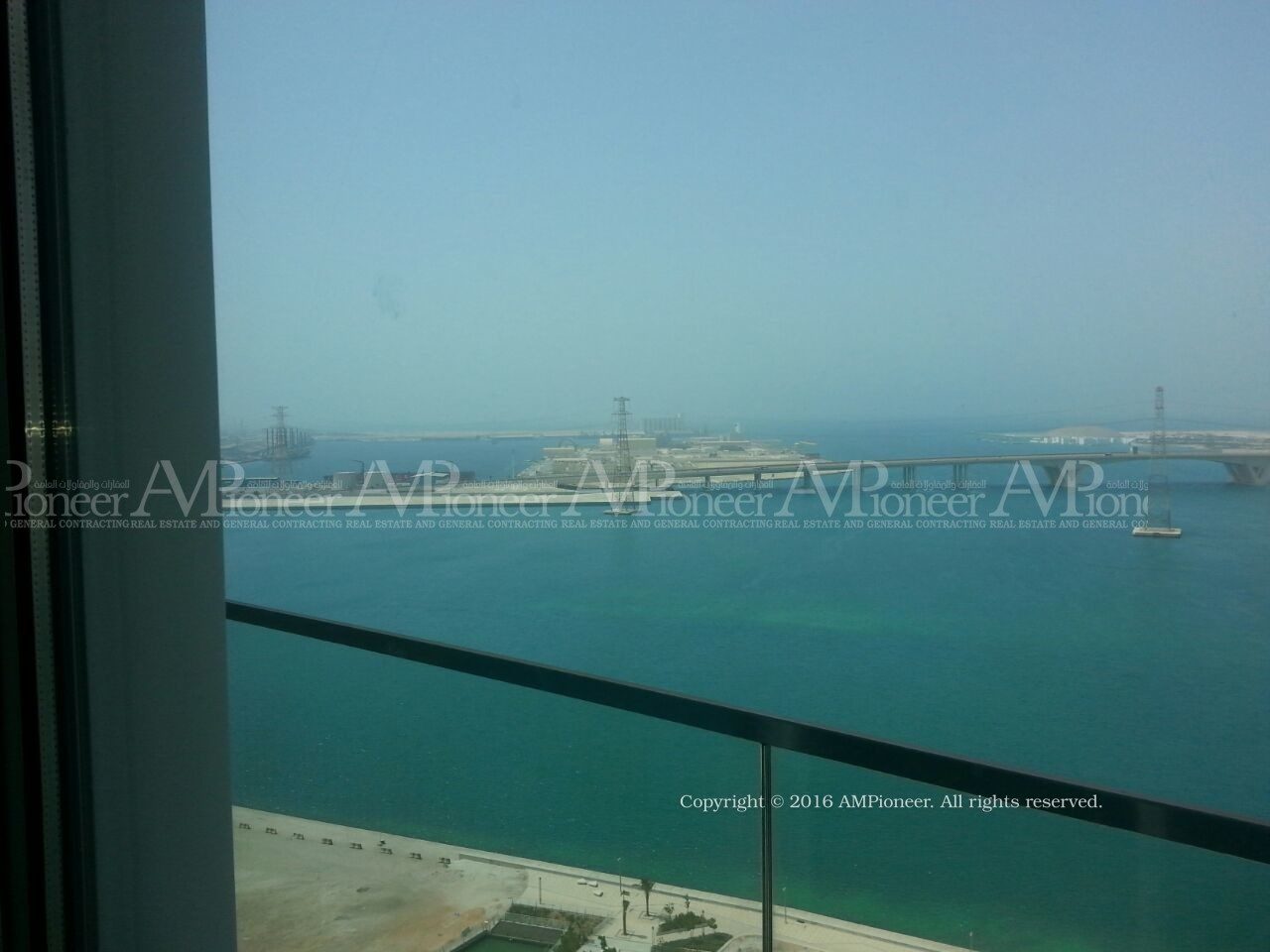 Amazing SeaView with 2BR  in Amaya Tower
