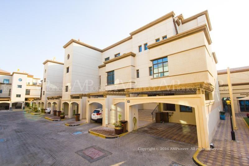 High End 3BR Villas in Al Maqtaa Village