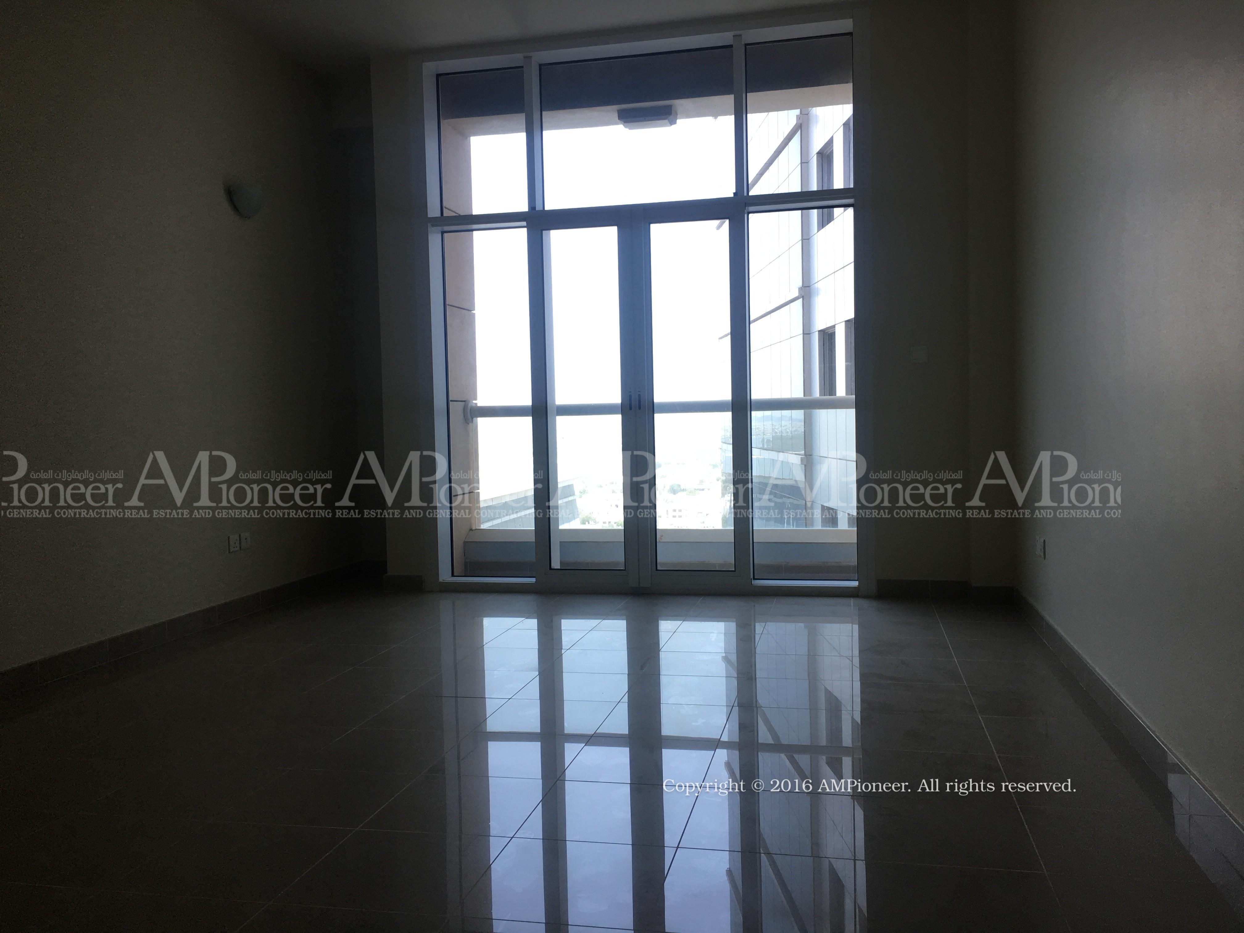 Semi Closed Kitchen 1BRs Flats in Muroor