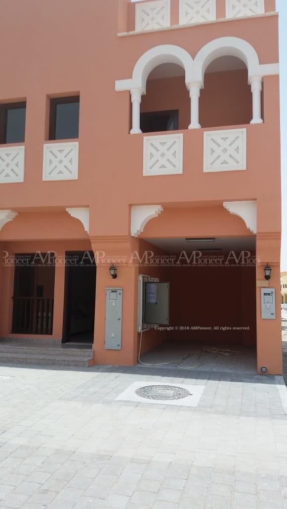 2BR Villa with Balcony in Hydra Village!
