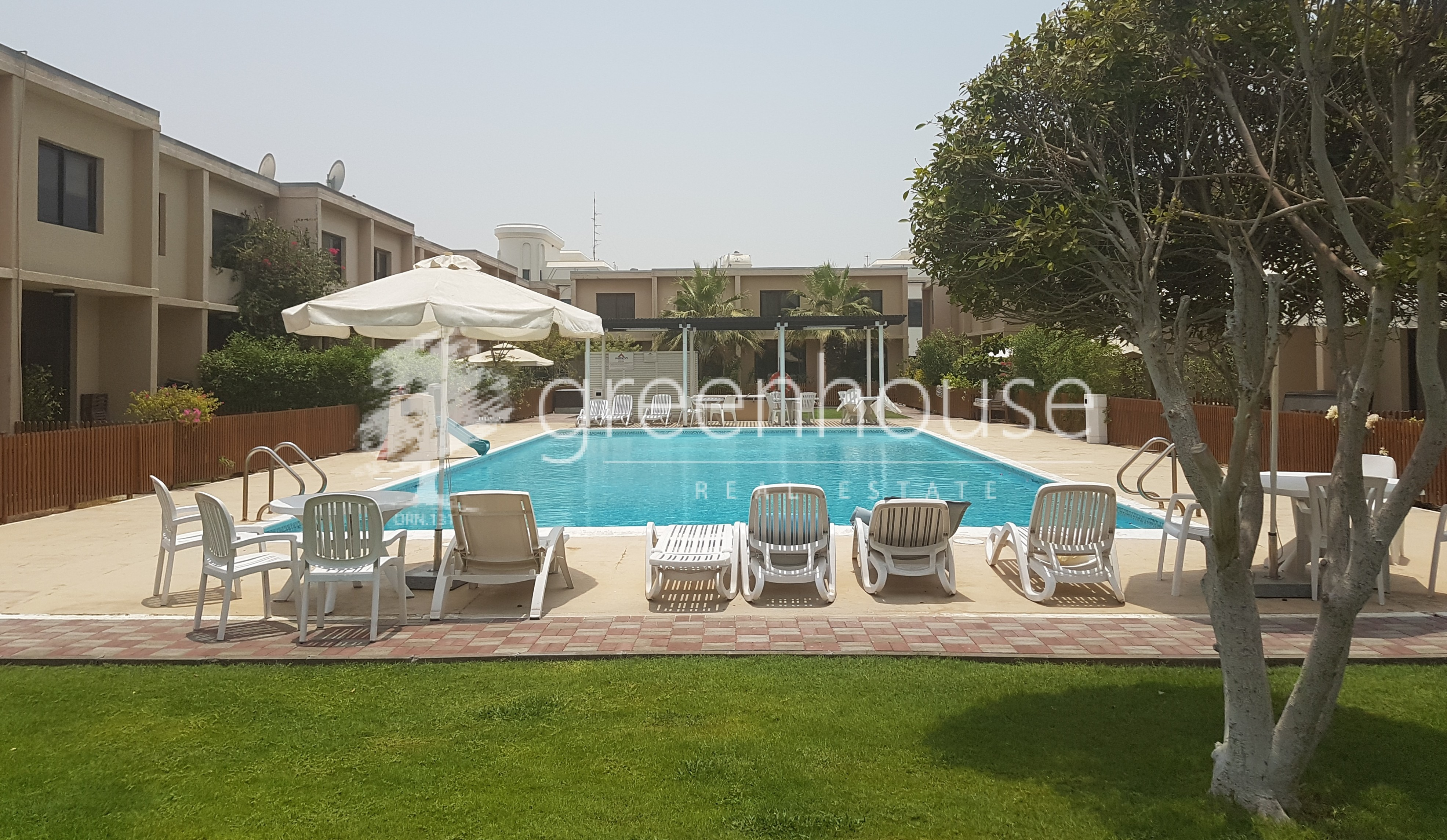 Well maintained and newly renovated in al safa