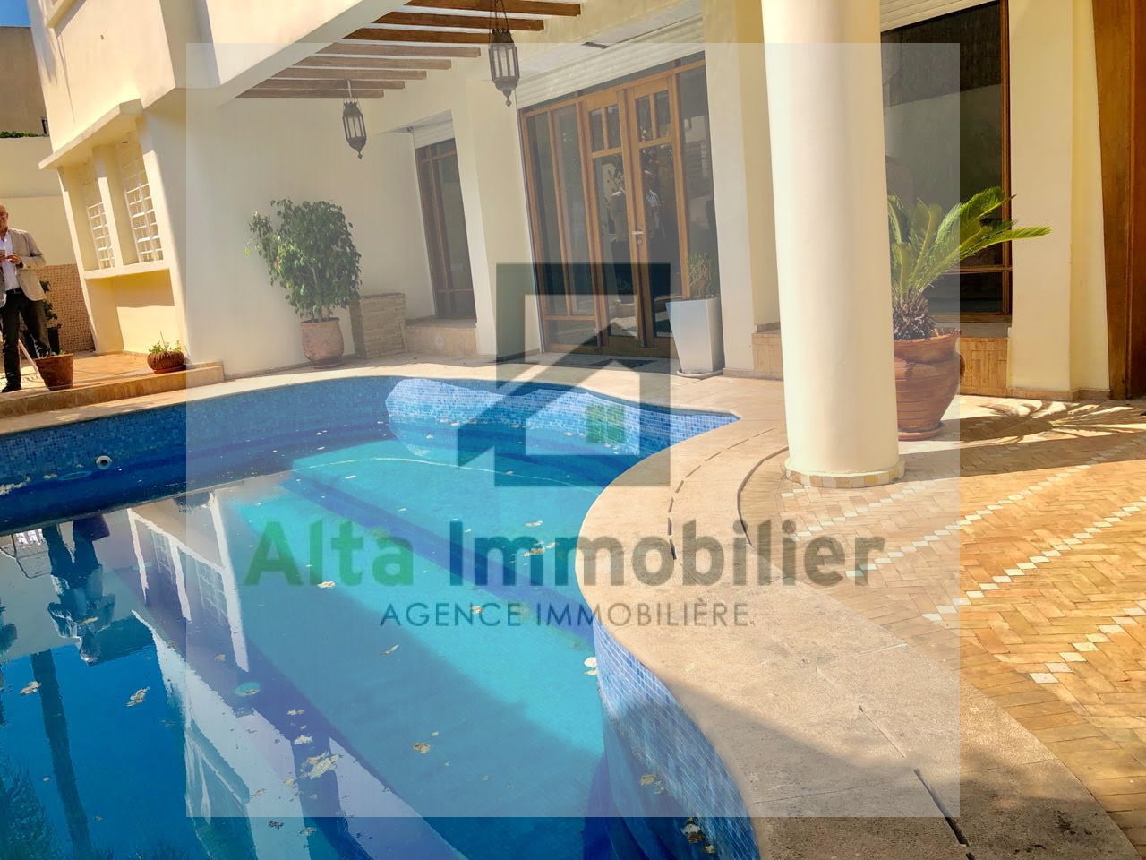 Villa à vendre Casablanca CIL
