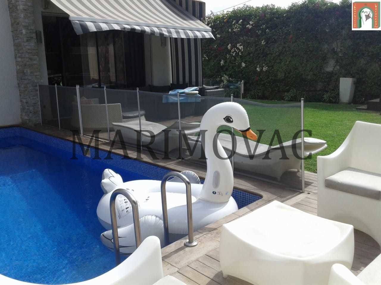Location <strong>Villa</strong> Dar Bouazza  <strong>400 m2</strong> - 3 chambre(s)