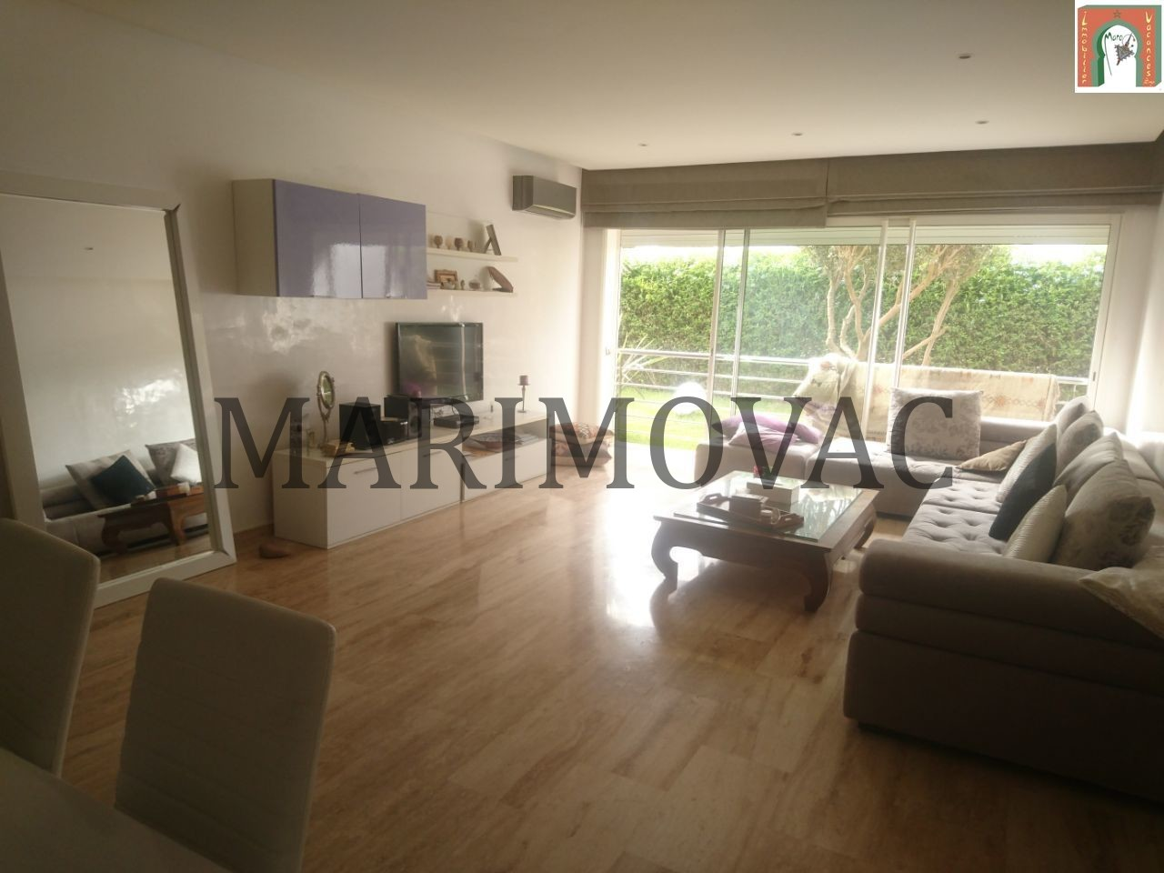 Location <strong>Appartement</strong> Dar Bouazza  <strong>97 m2</strong> - 1 chambre(s)