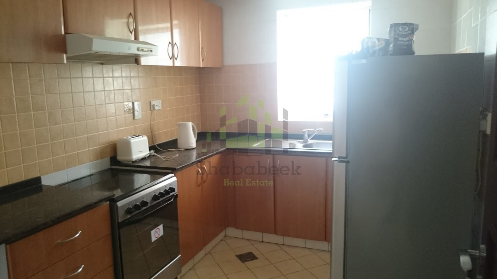 Spacious 1 bedroom for rent,Marina Pearl