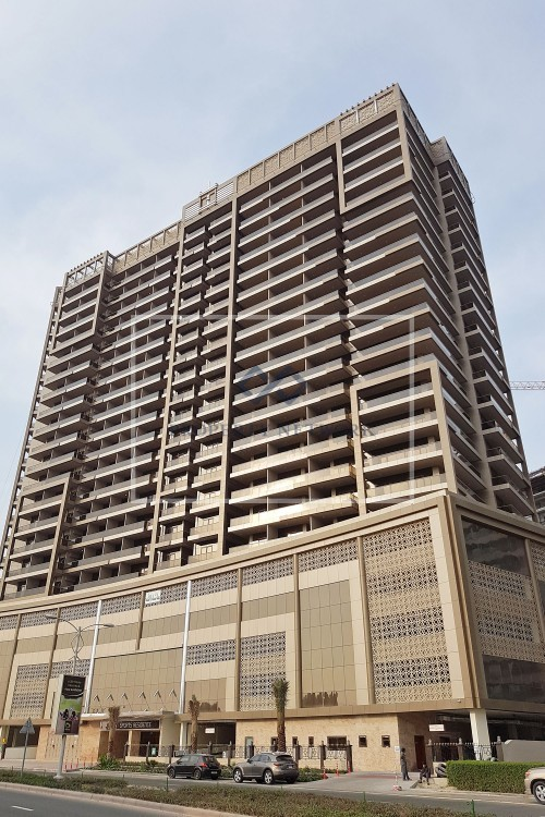 FURNISHED 1BHK|UPTO 12 CHEQUES OPTION|ELITE 8 DSC