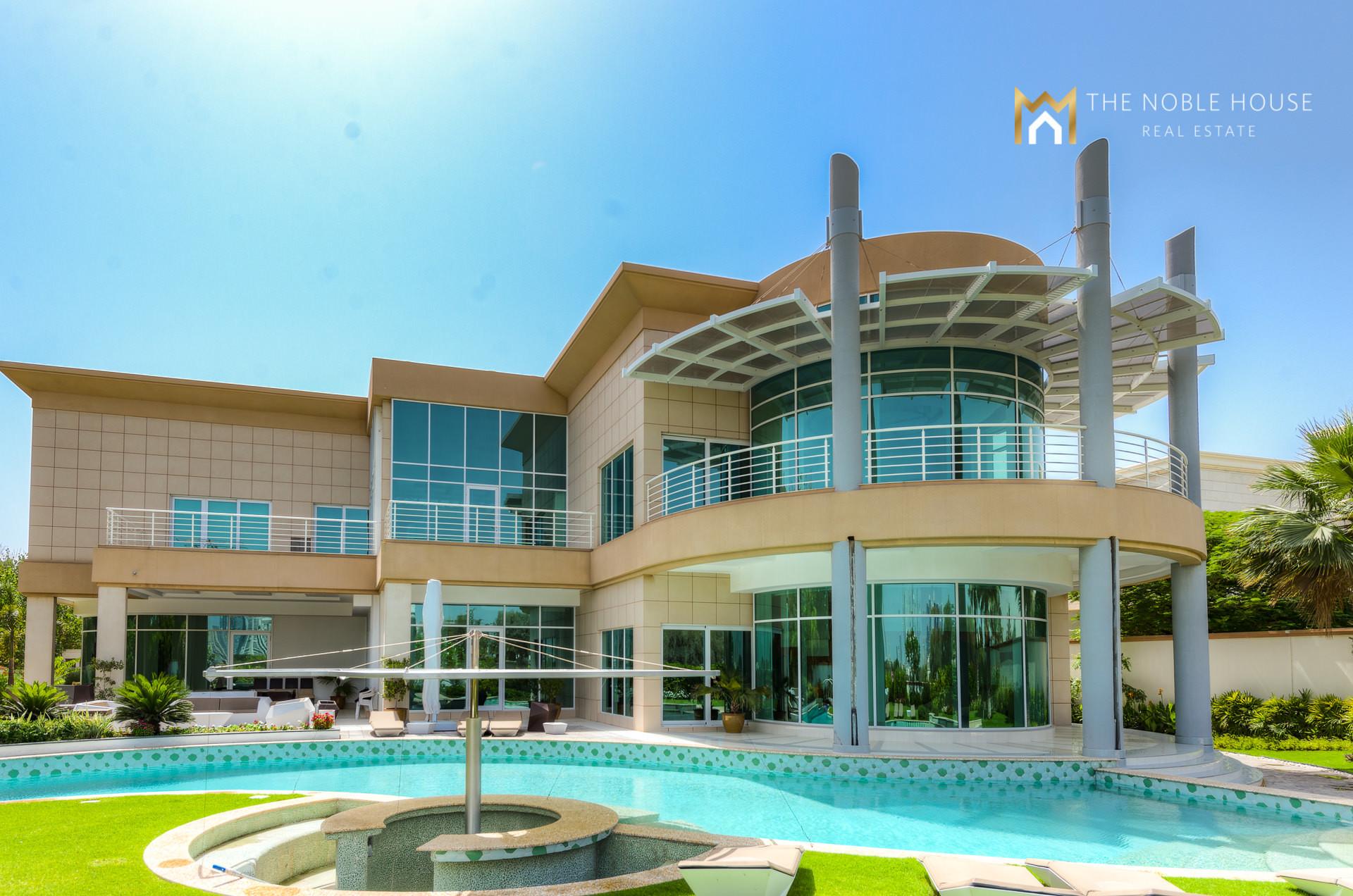 Bespoke Luxury Mansion In Emirates Hills