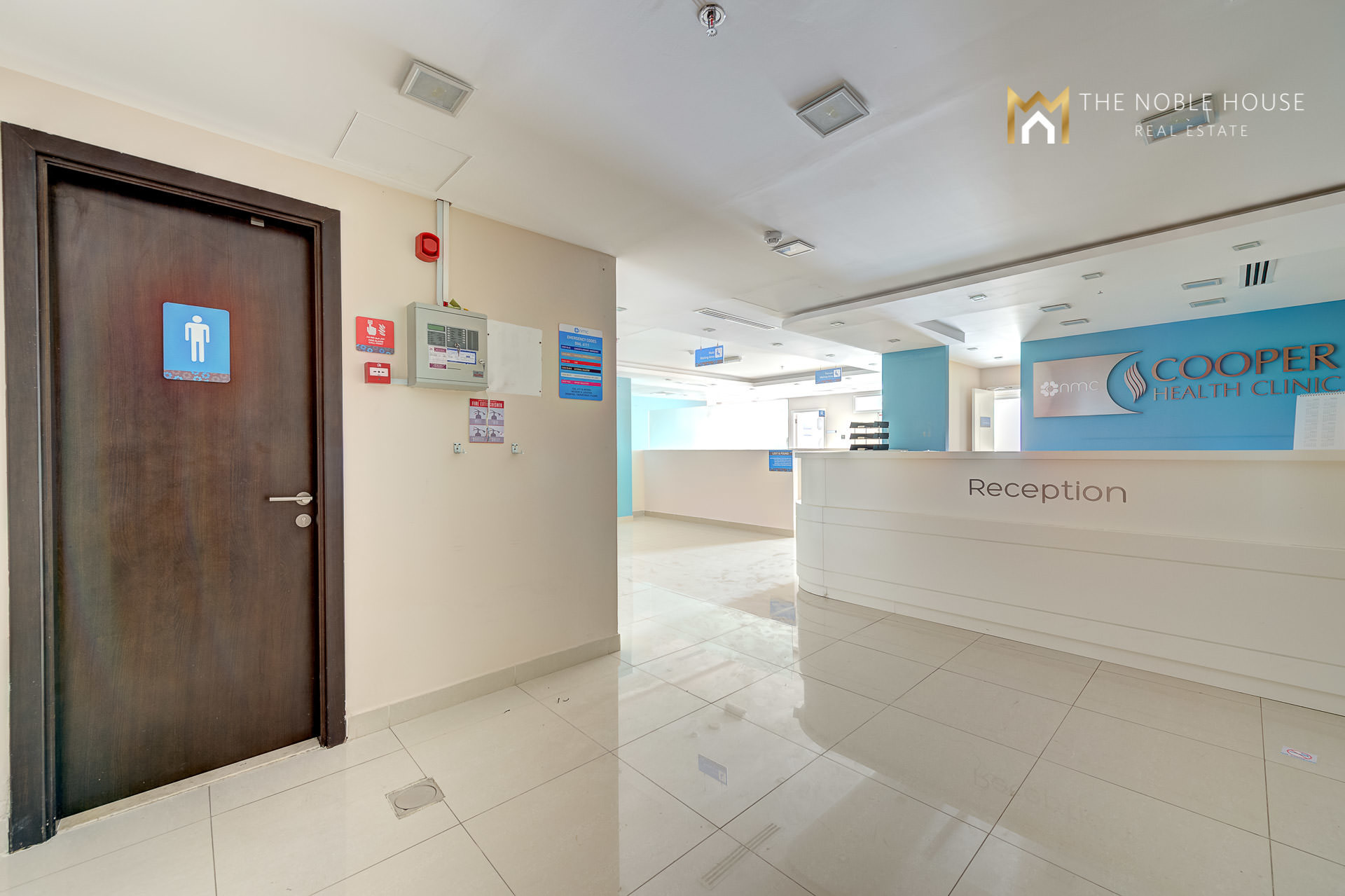 Fully Fitted Modern Clinic, MOH Approved