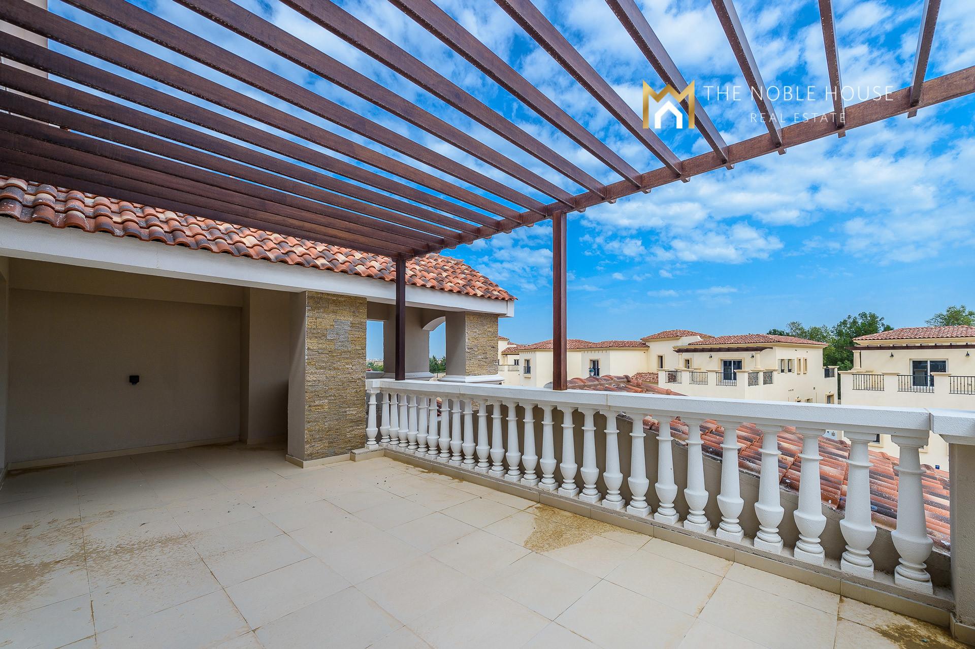 JGE Brand New High Quality Finish Villa