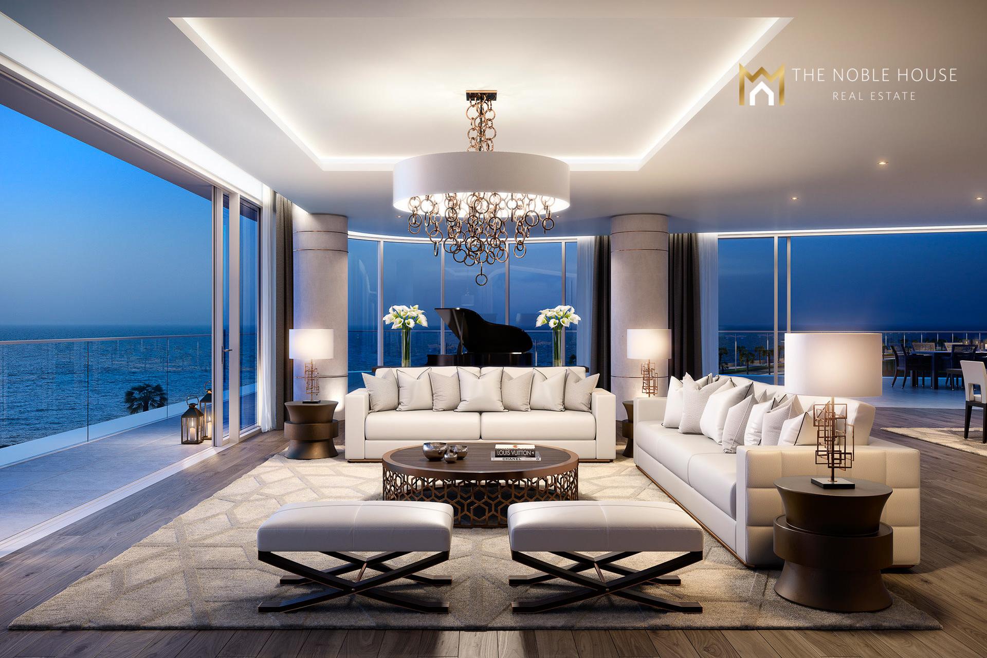 Luxury All  Around - The Alef Residences