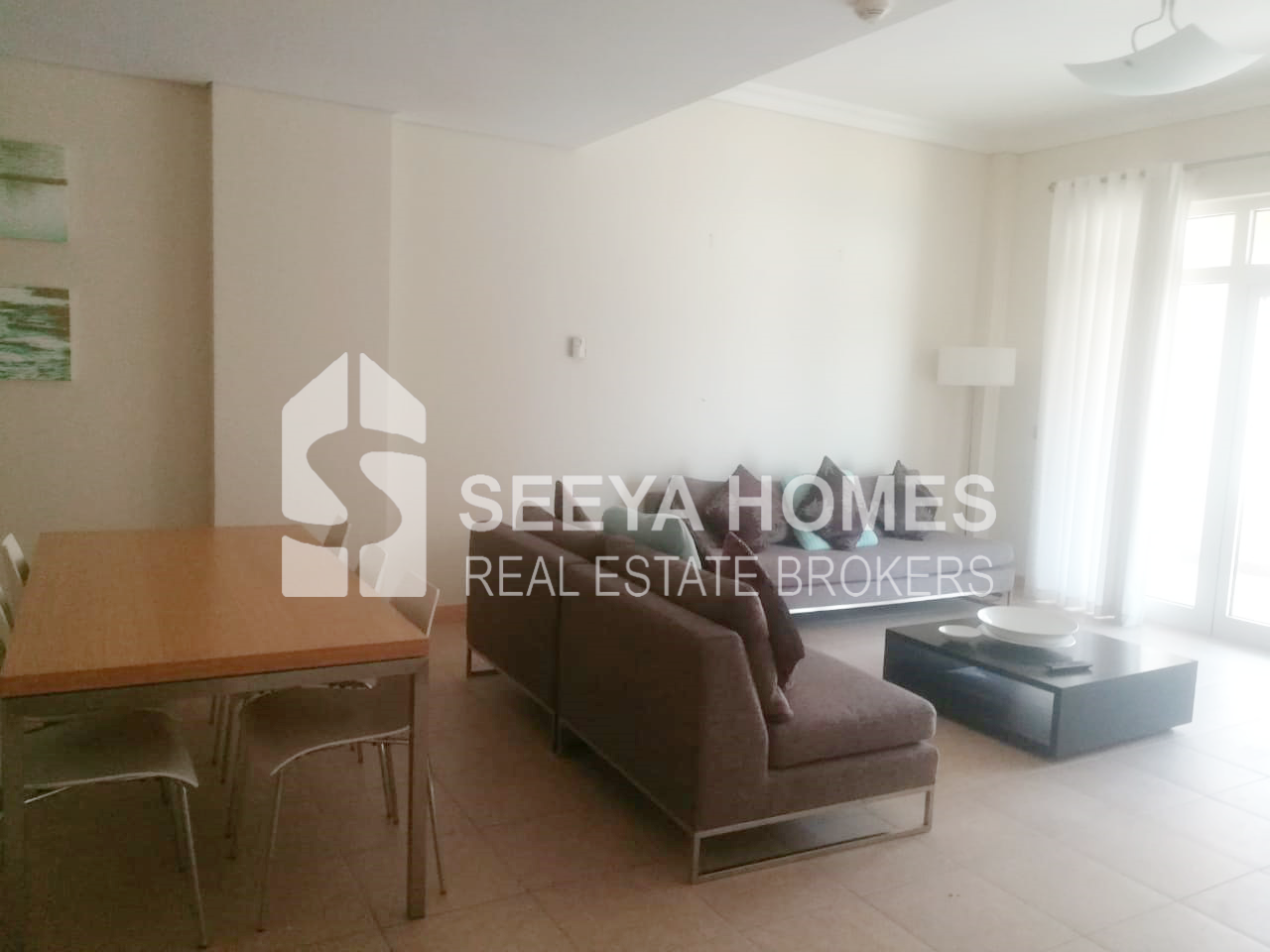 1 BR Palm Jumeirah Apartment | Sea View for Rent