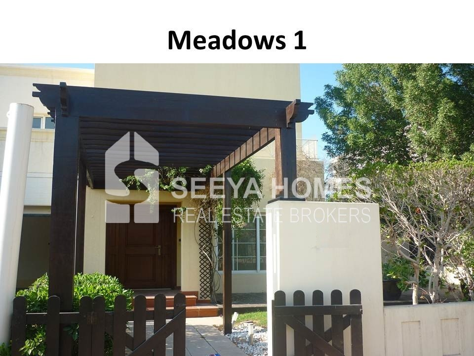 Best  & Hot Deal on Villa | Meadows 1 | 4BR+MAID+DRIVER