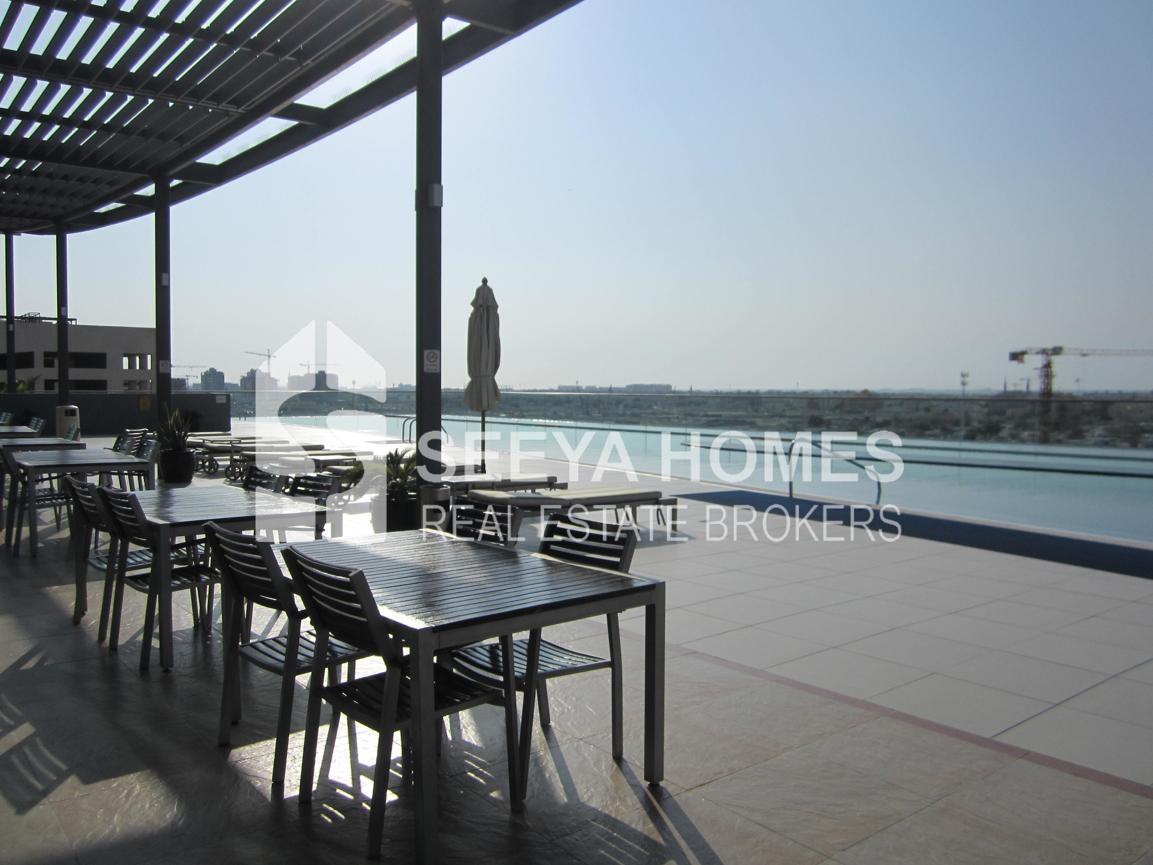 Beautiful 3 BR Apartment for Rent | City View