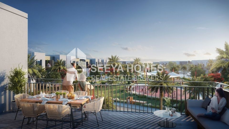Expo Golf Villas 5 3BR Villa Emaar South BIG HOME, Little Budget