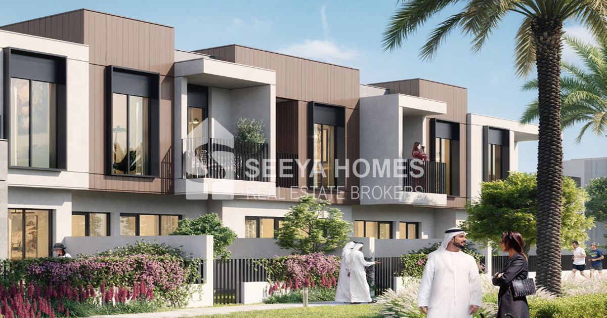 Expo Golf Villas 5 3BR Villa Emaar South BIG HOME