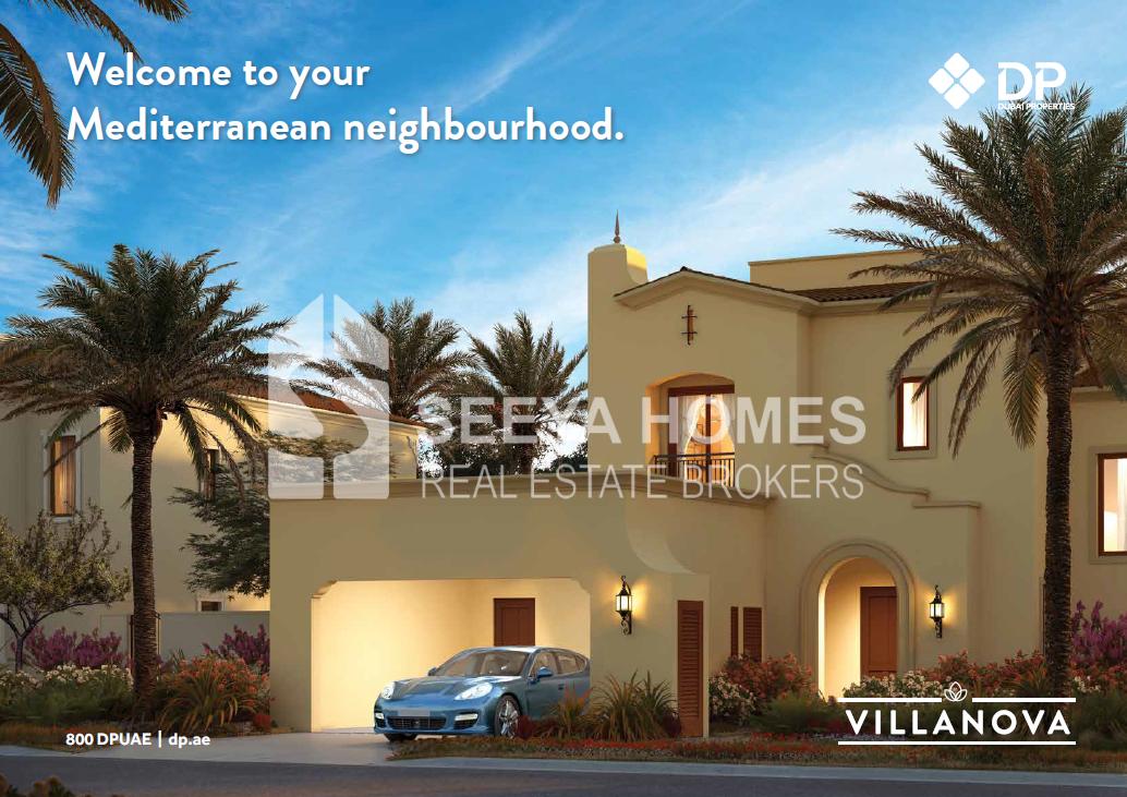 Amaranta Villanova | 3, 4 & 5 BR villas & townhouses